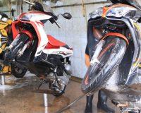 Rửa xe chuyên nghiệp